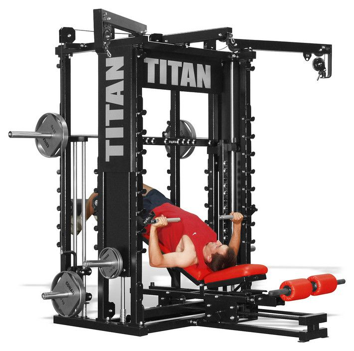 Excellent titan home gym photo inspirational