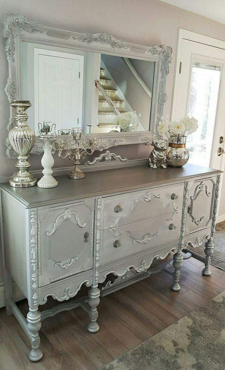 Shabby Chic Lounge Furniture: Shabby Chic Living Room Ideas (35)