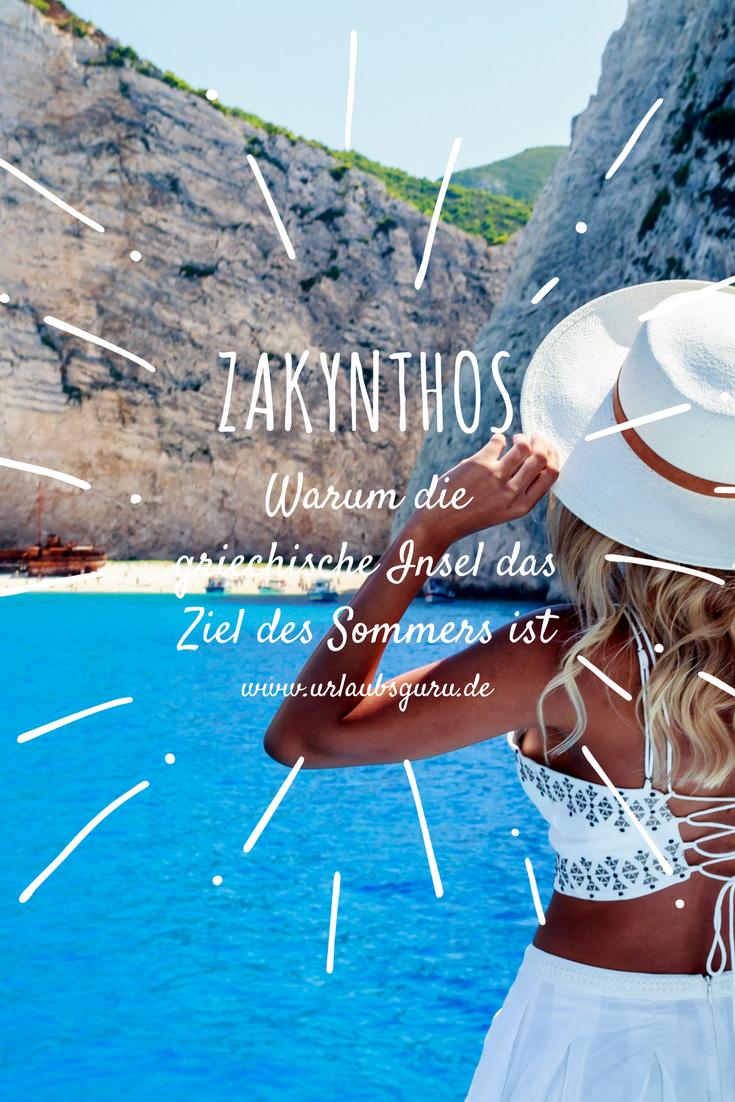 Hellas und Willkommen auf der Ionischen Insel Zakynthos! Das Inselparadies ist in den letzten Jahren zu einer der beliebtesten griechischen Inseln avanciert und das liegt nicht nur an der berühmten Schmugglerbucht, in der ein Schiffswrack liegt – die schönsten Plätze der Insel zeige ich euch jetzt in meinen Zakynthos Tipps.