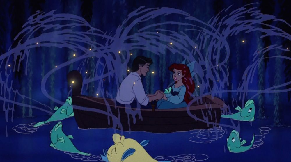 10 Disney Love Ballads Rewritten for Food | Yum | Oh My Disney