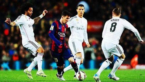 Lionel Andrés Messi: Sería lindo marcar mi gol 500 ante el Real...