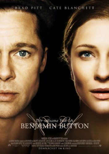 The Curious Case of Benjamin Button. Profound at many levels. #Movie #Cinema
