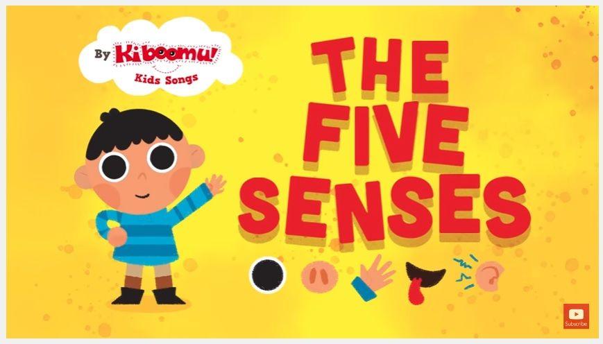 """FIVE SENSES SONG"""" (con imágenes)"""