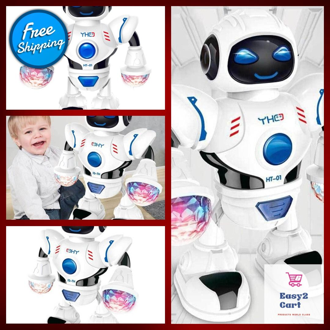 Dancing Robot Birthday Gift  #Sales #Shoes #Offers #Skin #womens #Watches #SalesOffers #HomeAndKids #Leggings #PersonalCare