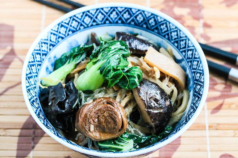 Vegetarian Buddha's Delight