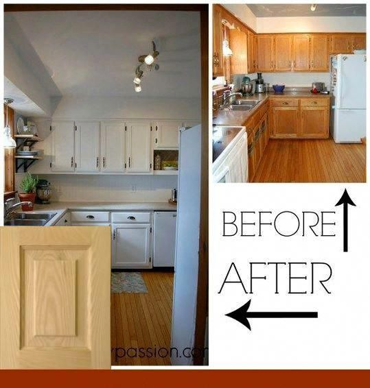 Joanna Gaines Kitchen Before And After #kitchenremodeling