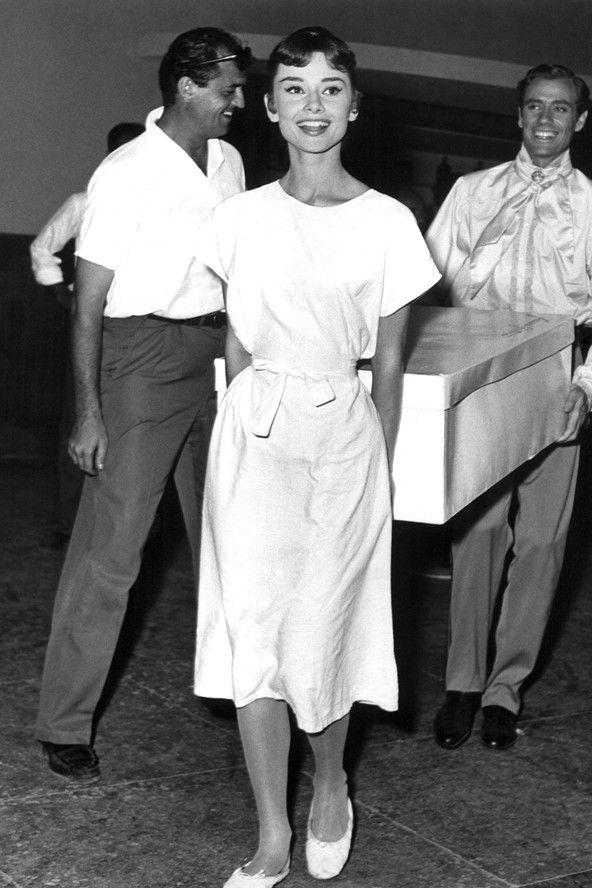 Audrey Hepburn: Style File