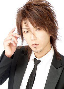 Japanese Haistyle Wavy Synthetic Hair Capless Wig Asian Men Long Hair Asian Hair Mens Hairstyles Medium