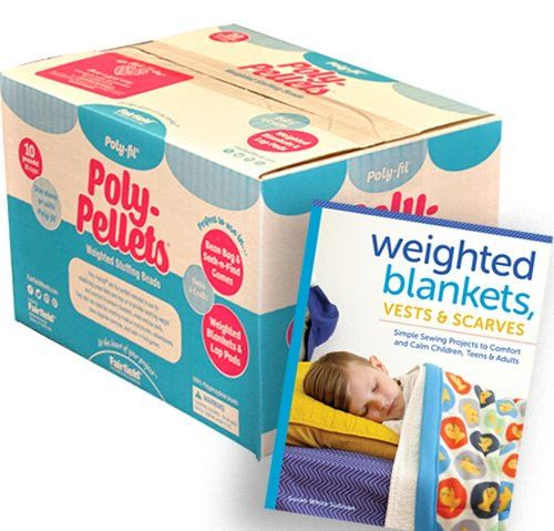 Poly Fil 174 Poly Pellets 174 Weighted Stuffing Beads 10 Pound