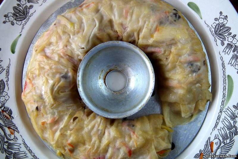 хунон рецепт с фото узбекская хранители