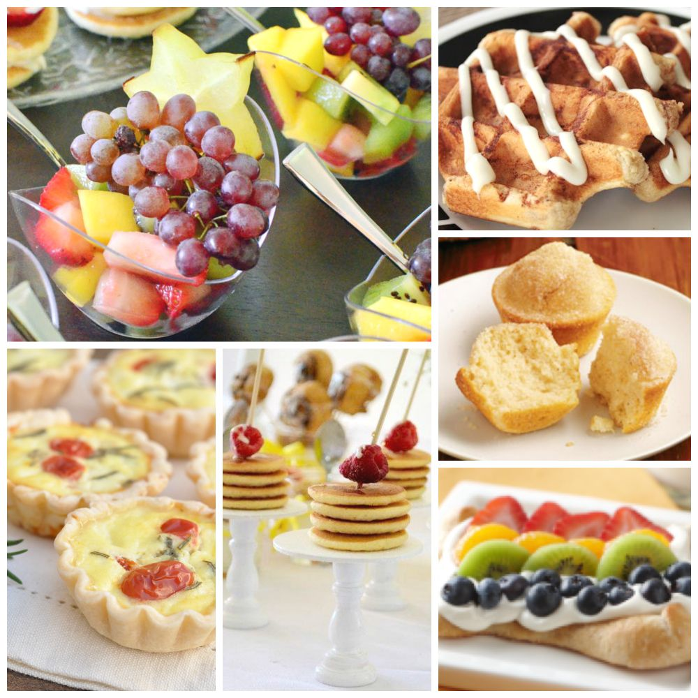 Not Just For Grown Ups 20 Quick Easy Brunch Recipes Kids