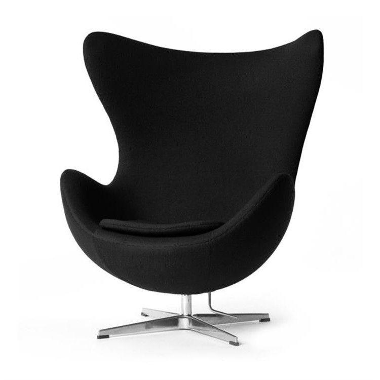 Design Stoel Lounge.Jacobsen Lounge Stoel Egg Chair Design Lounge Stoel Egg Chair