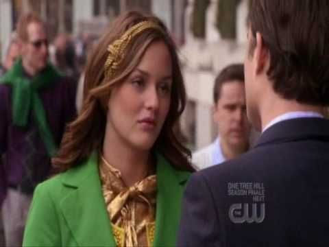 Chuck Says I Love You To Blair Chuck And Blair I Love You Too Scene All Time Best Tv Scene