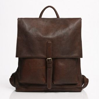 Roots always gets it right! Raiders Pack Ranger Leather | Leather ...