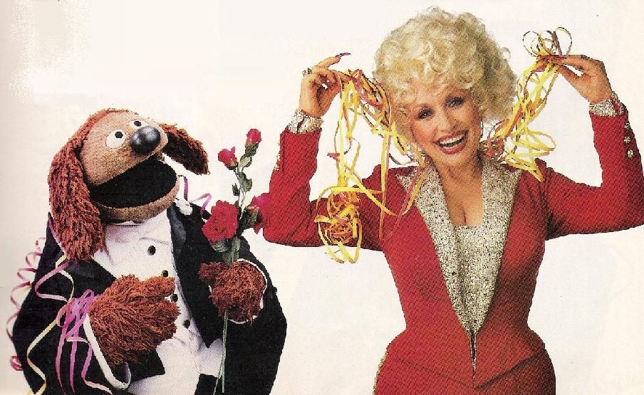 Dolly parton the muppet show dolly parton hello dolly