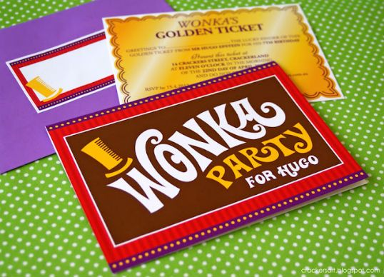A wow worthy willy wonka charlie and the chocolate factory party a wow worthy willy wonka charlie and the chocolate factory party the golden ticket filmwisefo