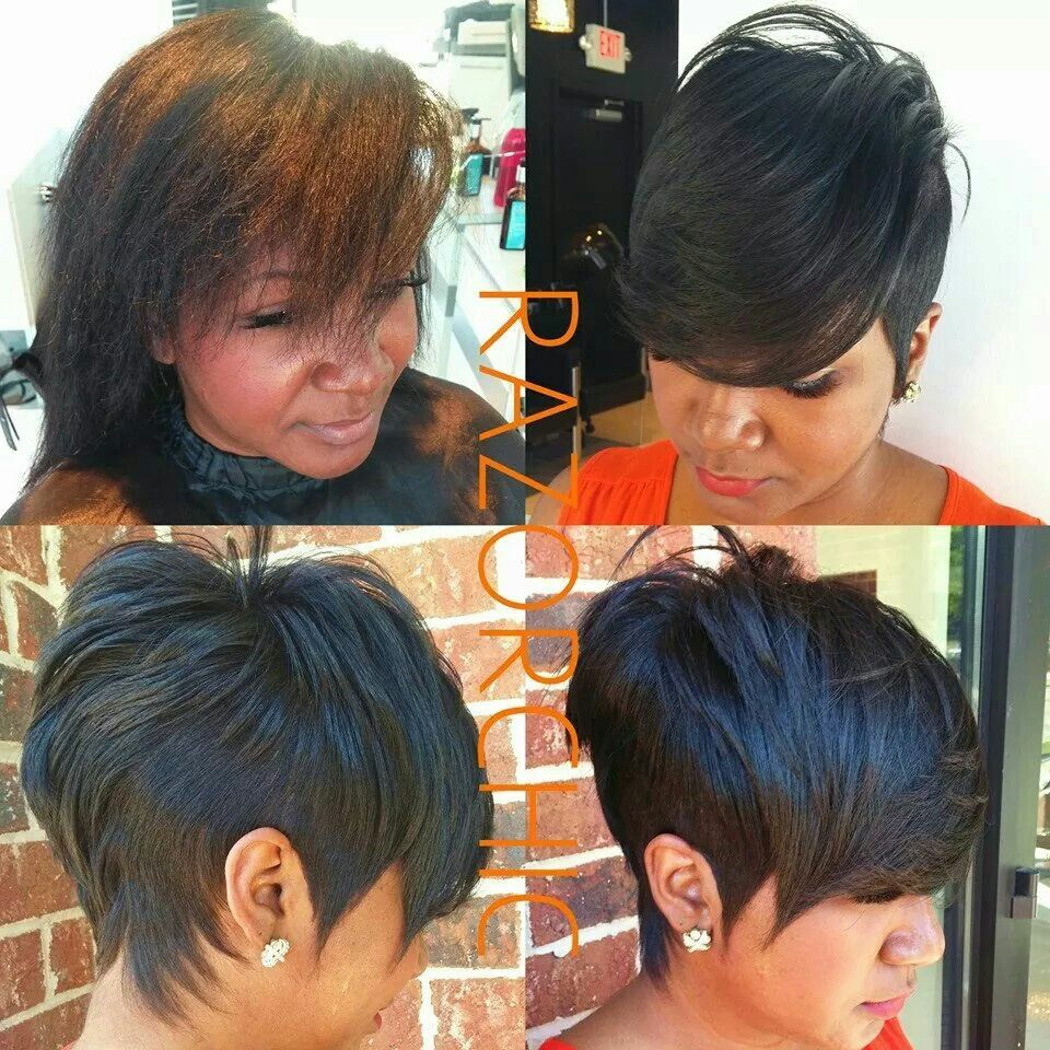 Razor chic of atlanta love it hair pinterest razor chic