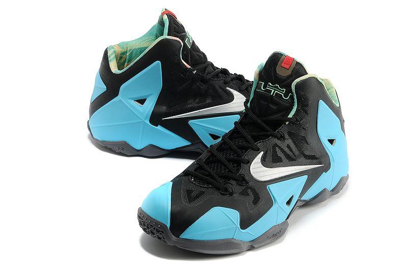 "premium selection afd20 a157c Nike Lebron James 11 ""Armory Slate"" □ Size US 8 8.5 9.5"
