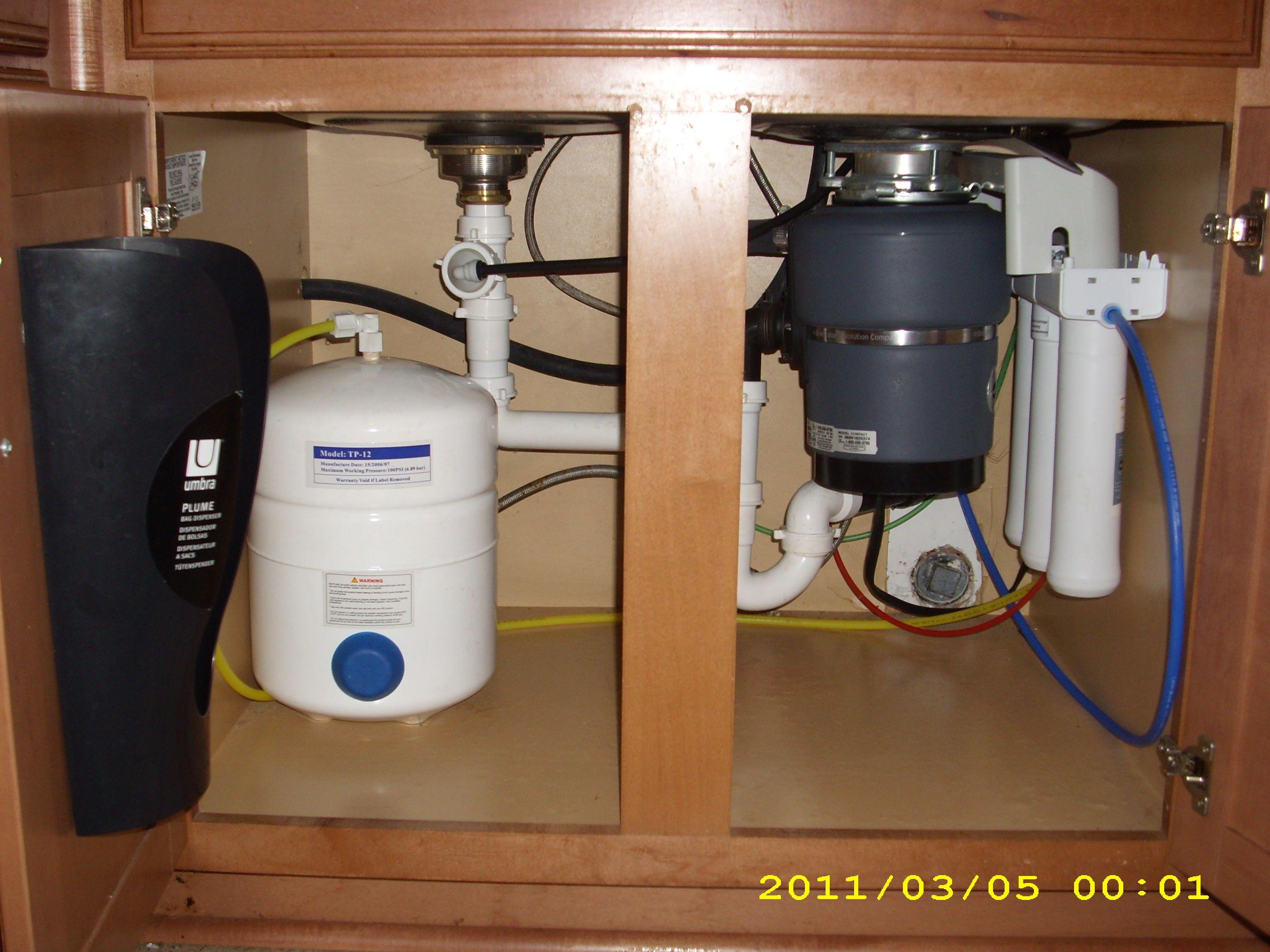 Kitchen drain lines replaced. in 2020 Plumbing repair