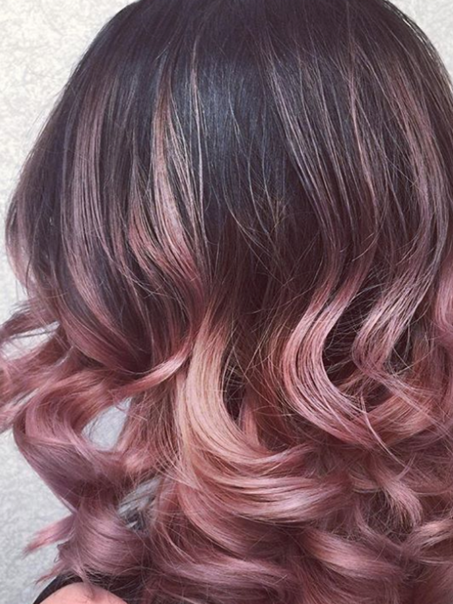 Just A Splash Adding A Touch Of Color To Your Hair Advice Smartstyle Hair Color Pink Matrix Hair Color Hair Color Formulas
