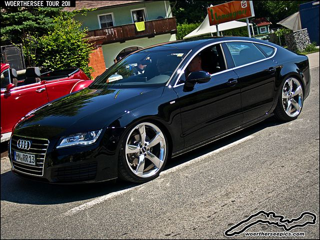 audi a7 2014 custom. black custom tuning audi a7 sportback by retromotoring via flickr 2014