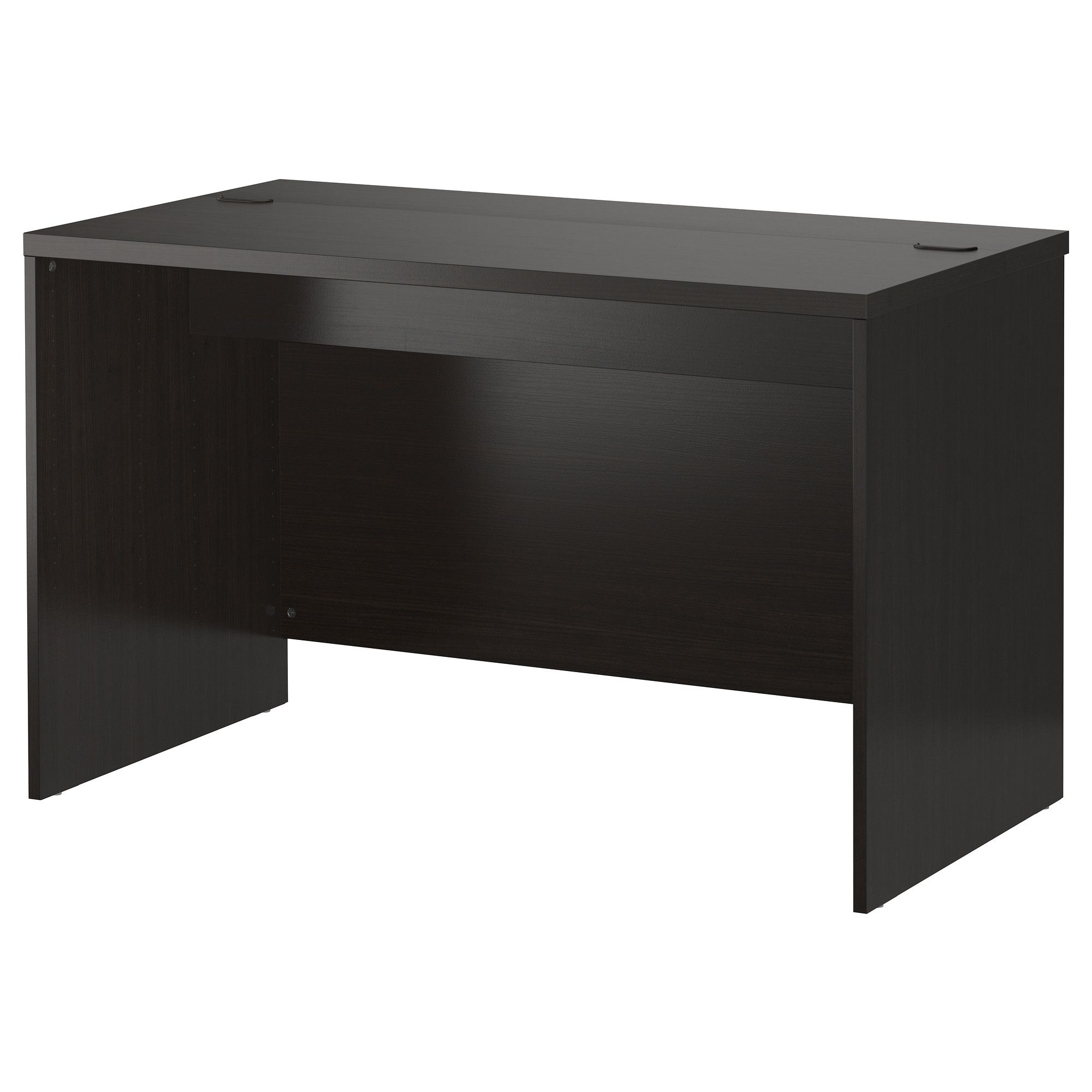 best bureau zwartbruin ikea huis pinterest. Black Bedroom Furniture Sets. Home Design Ideas