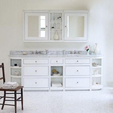 N° 25 Tall Storage Cabinet 422 - Furniture - Shop by type - Bathrooms  