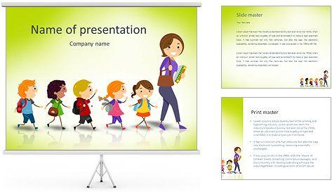 Ilustración de los niños de la escuela después de su ilustración ...