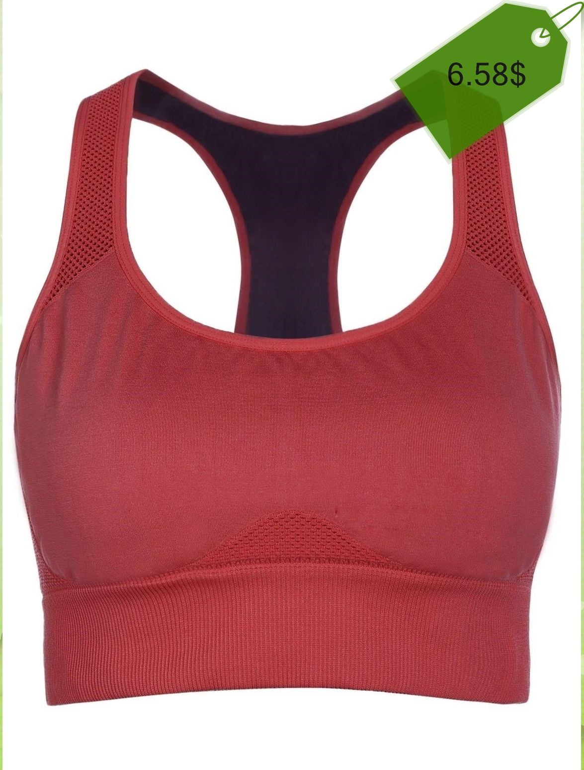 21179955cc Women s ChicPure Color Sport Bra