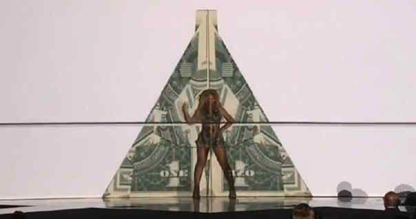 beyonce piramid