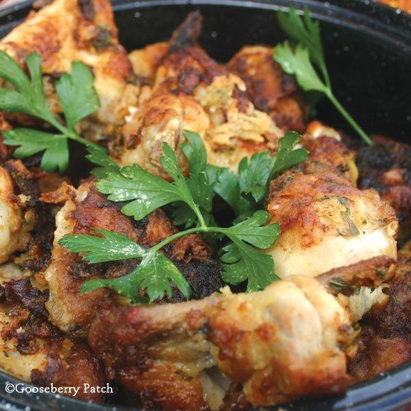 chicken cookbook gooseberry patch