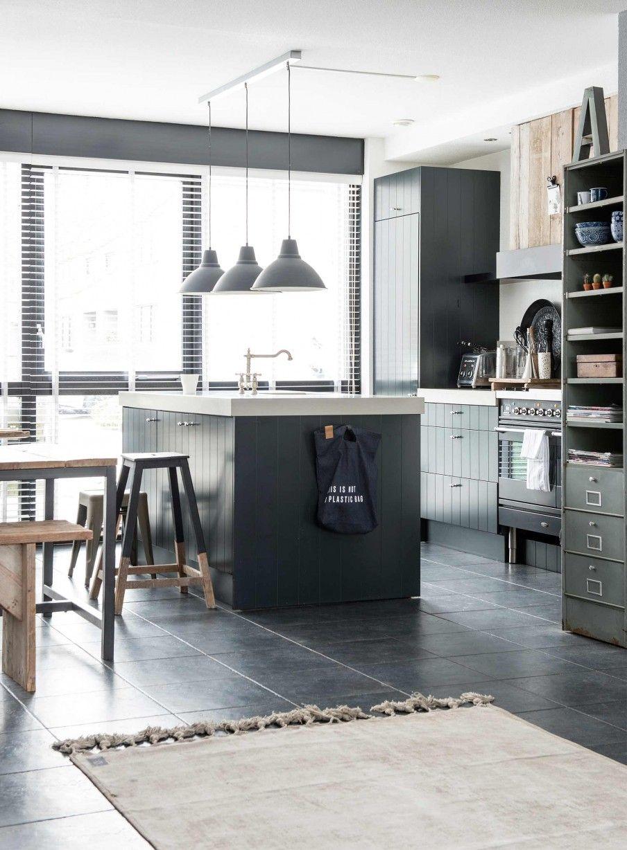 Adopter le style industriel | Maison de ville, Les pays bas et Style ...