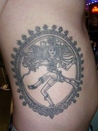 Hindu Tattoos - Seite 7 - Tattooimages.biz