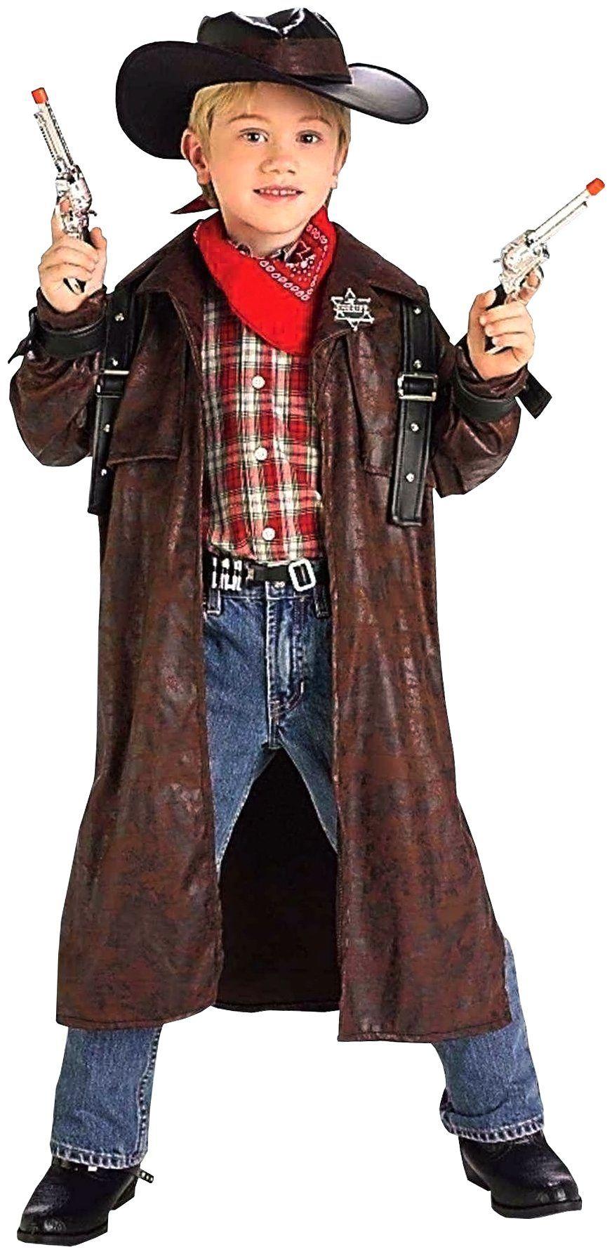 Forum Novelties Desperado Cowboy Child Costume Medium ...