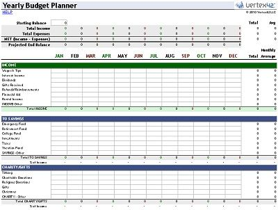 best monthly budget template vertex money management free templates