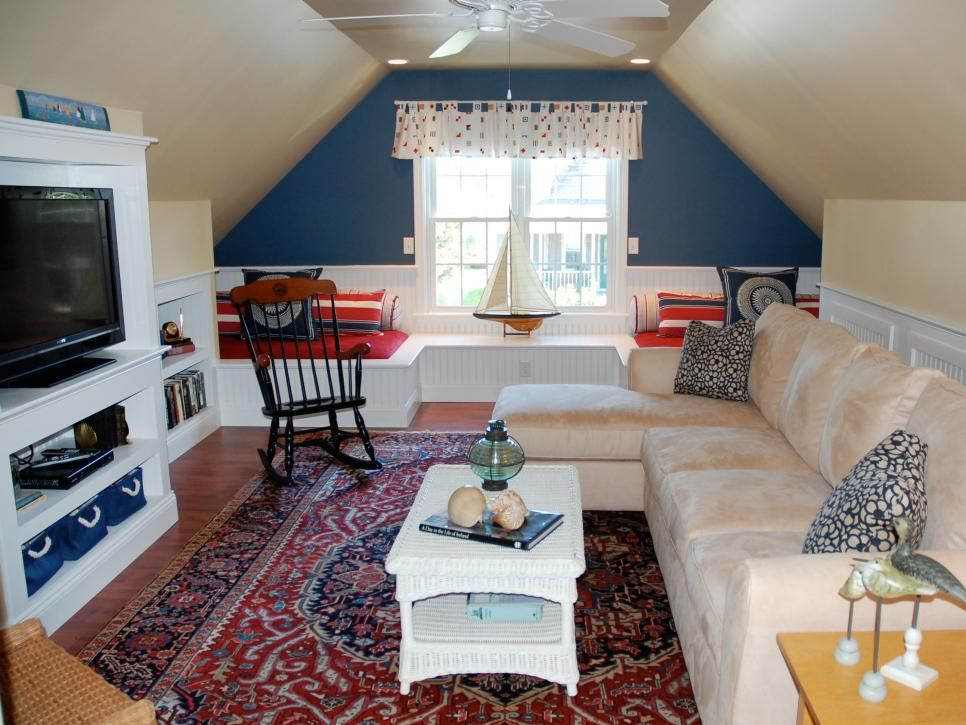 27 amazing attic remodels warm weather ceiling fan and ceilings. Black Bedroom Furniture Sets. Home Design Ideas