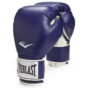#4: Everlast Women's Pro Style Training Gloves.
