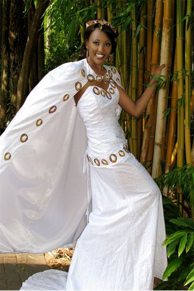 kenya brides images | Massai Bride of Kenya Gown | friendswithme190 ...