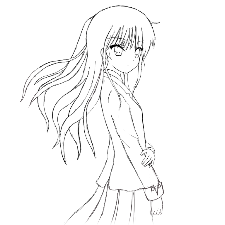 Cefca6db45db2a77fbee0c03fe8c1591 Angel Beats Kanade By Sonicfreak94 On Deviantart Angel Beats Angel Drawing 768 768 Png 768 768 Pixe Anime Zeichnen Kunst Anime