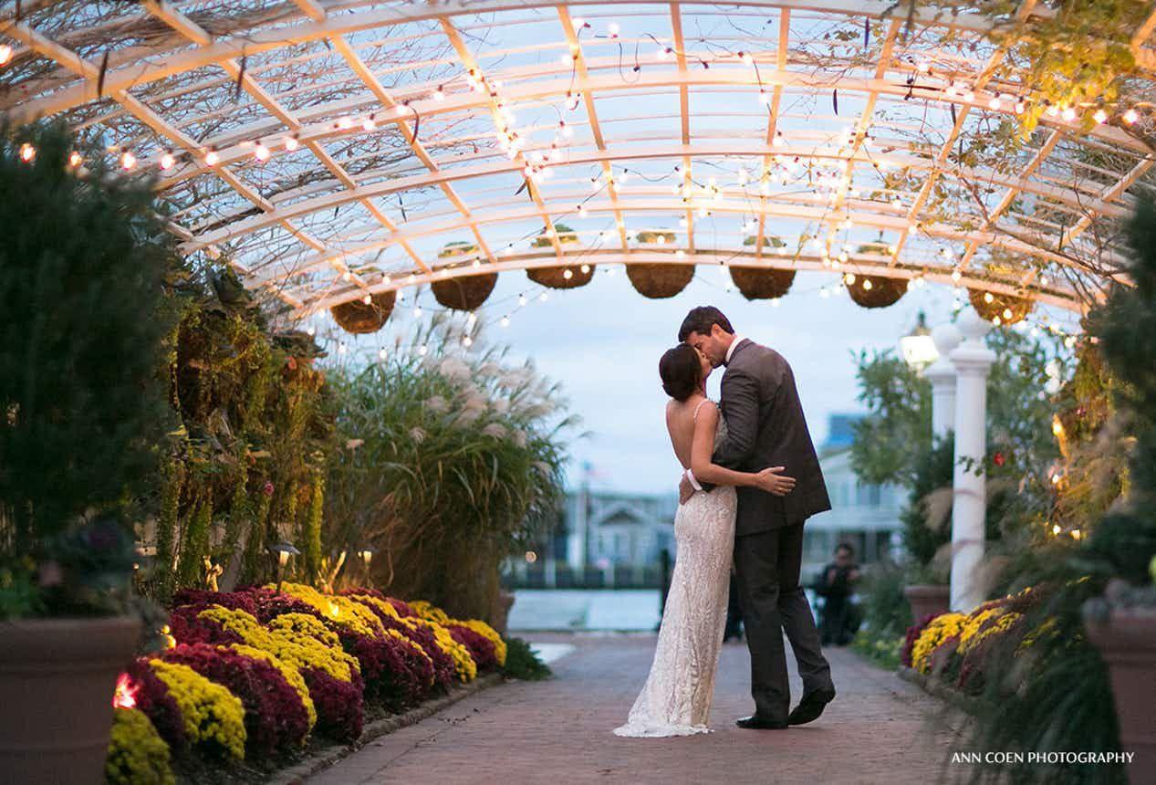 Bonnet Island Estate Long Beach Island Weddings Jersey Shore