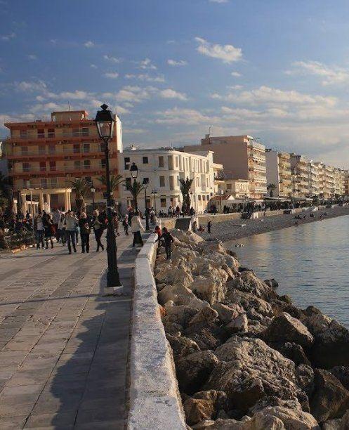 The Town of Loutraki, Greece / by GALANTIS LOUKAKIS #ioannina-grecce