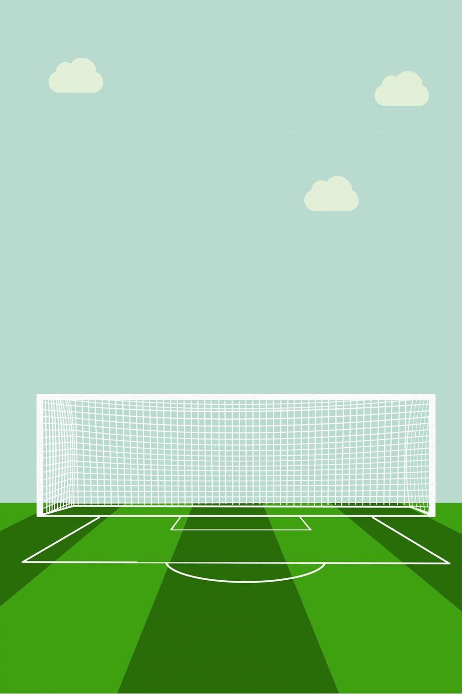 Latar Belakang Poster Padang Bola Sepak Hijau Latar Belakang Sepak Bola Hijau