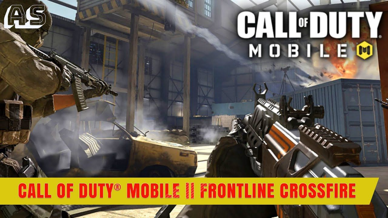 Call of Duty® Mobile Android Emulator Gameplay FRONTLINE