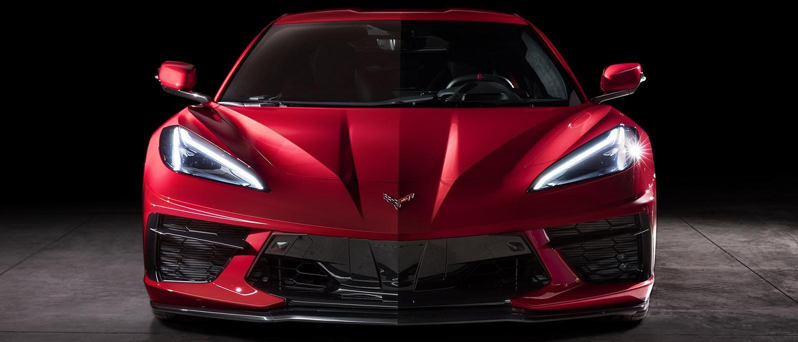 Stand Alone 2020 Chevrolet Corvette C8 MidEngine