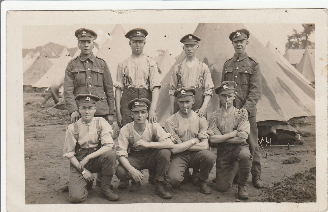 Leicestershire Regiment Soldiers of WW1   WW1TIGERS.com
