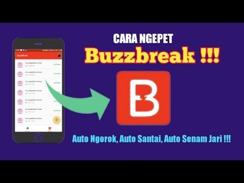 BuzzBreak is a news app that shows you buzz breaking news