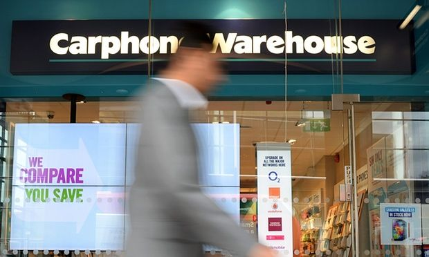 Carphone Warehouse Hackers May Have Accessed 2 4m Customers Data Technology Tech Info Life