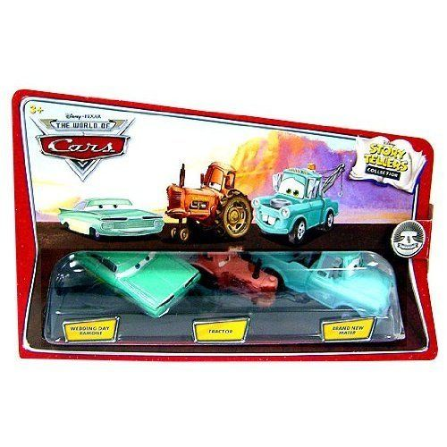 Disney / Pixar CARS Movie 1:55 Die Cast Story Tellers