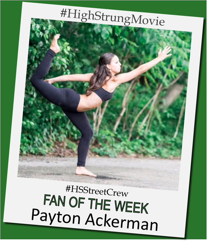 Our Fotw Is The Talented Paytonakerman Fan Of The Week Payton Ackerman Grew Up Living In Pittsburgh Pa And Is Now Liv Dance Careers Dance Moms Paula Abdul