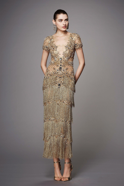 Gorgeous dresses fashion show